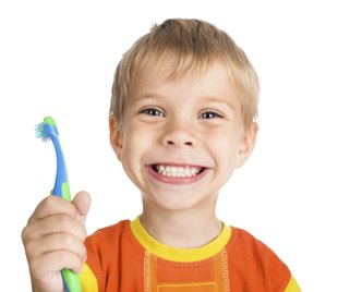 German purchasing Perlodent small dinosaur children can stand soft-bristled toothbrush 1-7 years old 2 loaded