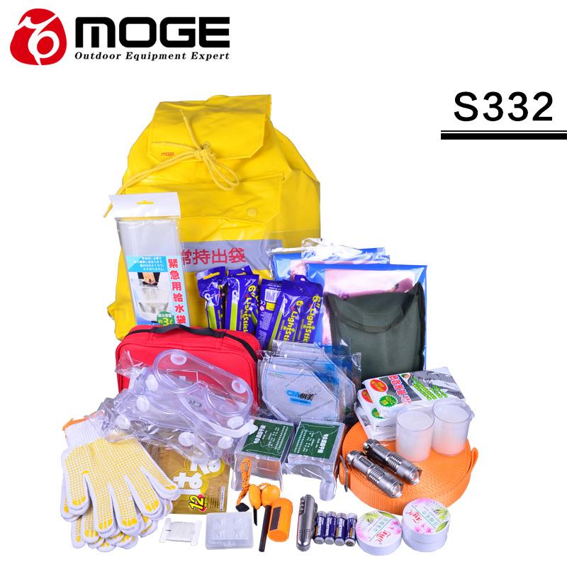 MOGE( магия карма ) земля шок вода [灾] грязь камень струиться аварийный пакет 3 человек 72 час стандарт япония конфигурация S332