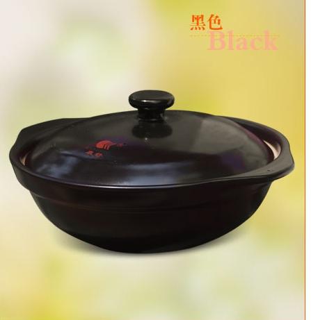 康舒陶瓷浅砂锅石锅煲仔饭黄焖鸡米饭米线茄子拌饭煲砂锅日韩式