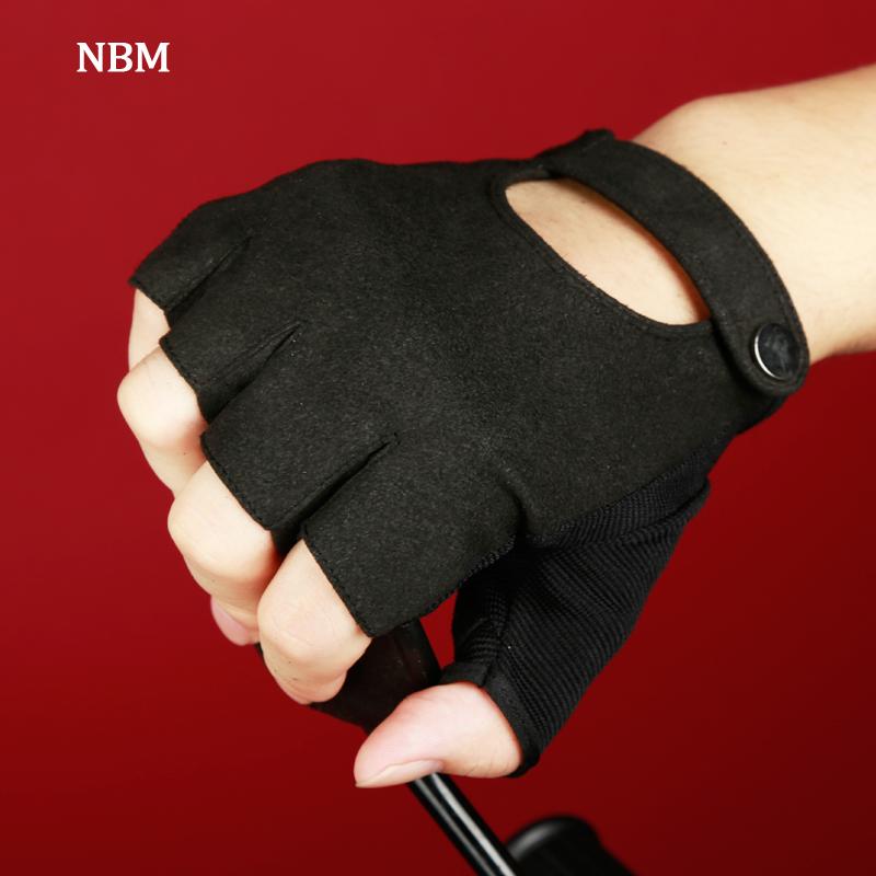 Мужские перчатки без пальцев Артикул 521936343992
