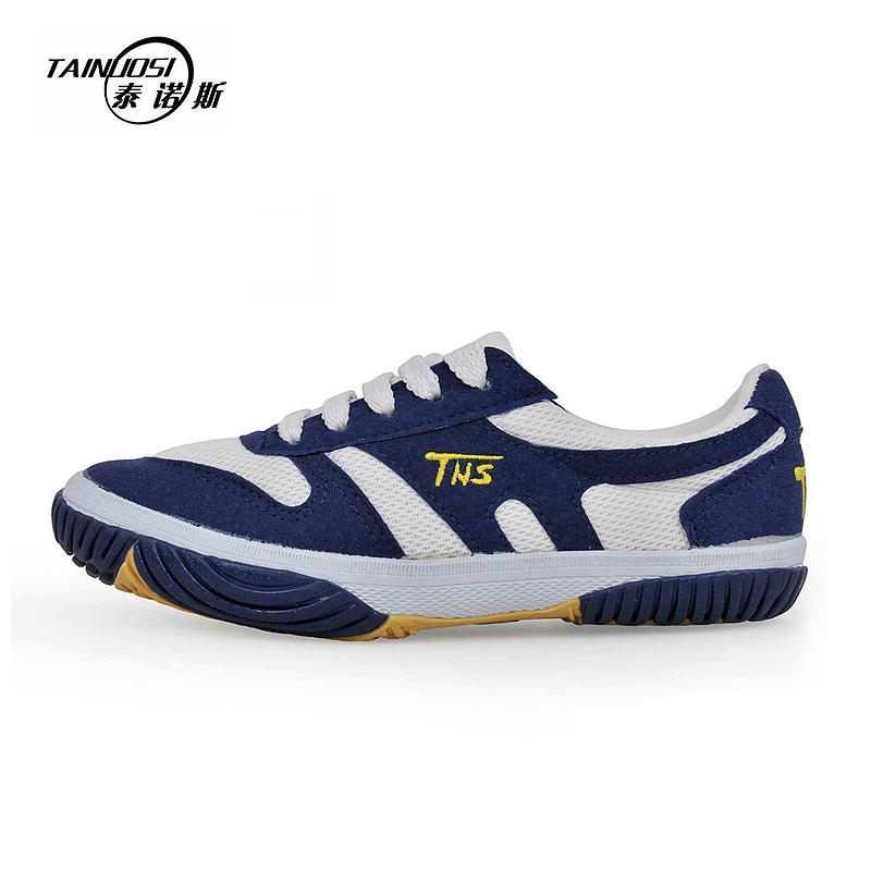 乒乓球鞋泰諾斯118 兒童乒乓球鞋 鞋男款女鞋乒乓球鞋男鞋