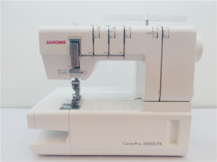 Combined with an upgraded version of The Sound of Music 1000CPX Stretch Sewing 2000CPX industrial stretch sewing machine and sewing machine