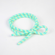 Know Connie hair accessories Korean Mint green color high elastic rubber band color soft clean hair tie rope