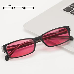 欧诺 红绿色盲色弱矫正眼镜 色盲色弱近视驾照体检图考试开车眼镜