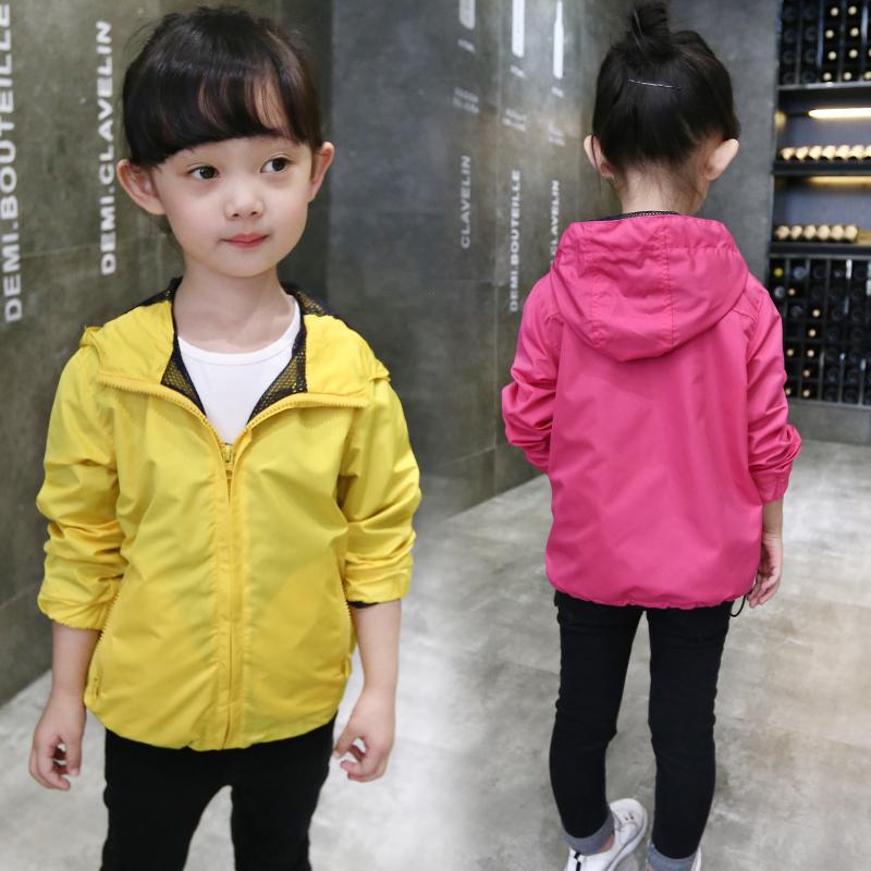 女童寶寶 兒童春秋風衣