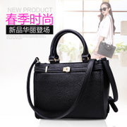 ZYA woman bags-fall 2015 tide slim Crossbody tumble Pu ladies bag handbag Kelly bag Korean version