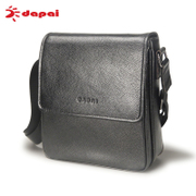 Dapai man bag handbags men's leather suede leather man bag Korean business Briefcase man bags leisure boom