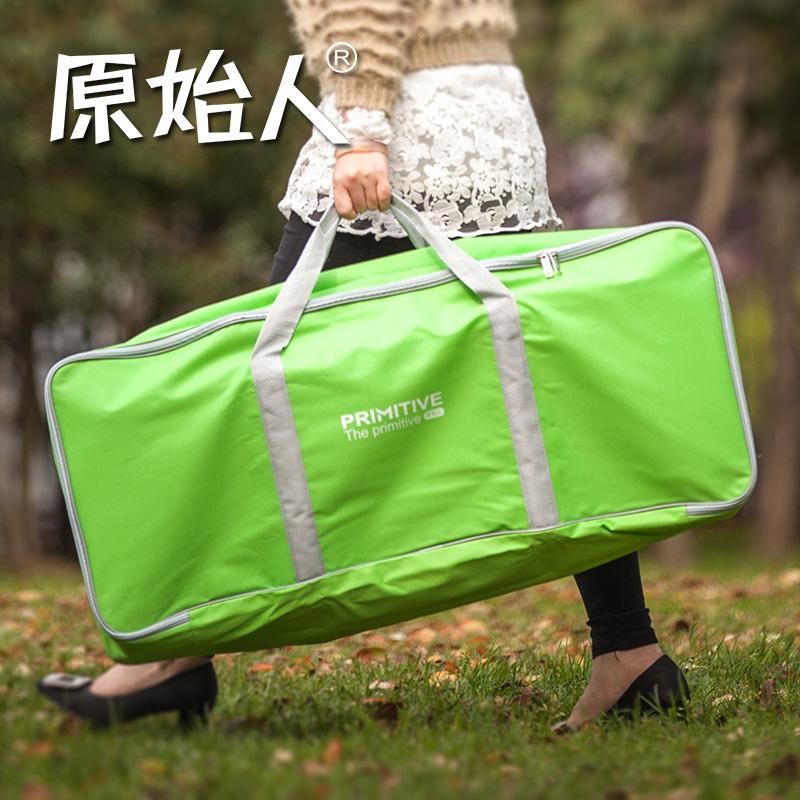 Оригинал человек зеленый пакета