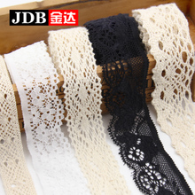 10 meters lace accessories, decorative clothing, handmade clothes, bud silk, cotton bud ribbons, lace and lace.