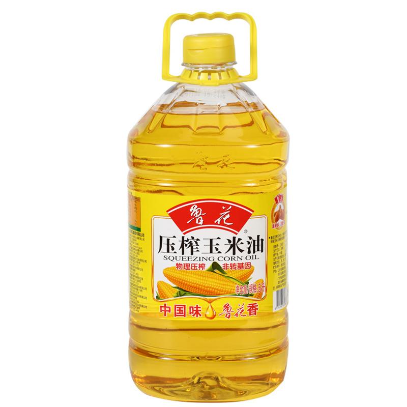 【 рысь супермаркеты 】 провинция шаньдун цветок нефрит метр масло 5L не- поворот база потому что вещь причина пресс экстракт еда использование масло здоровье