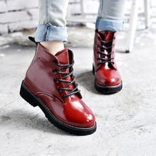 British women's shoes autumn wind restoring ancient ways recreational shoe pointed with party work with documentary shoes in patent leather shoes for women's shoes wholesale market