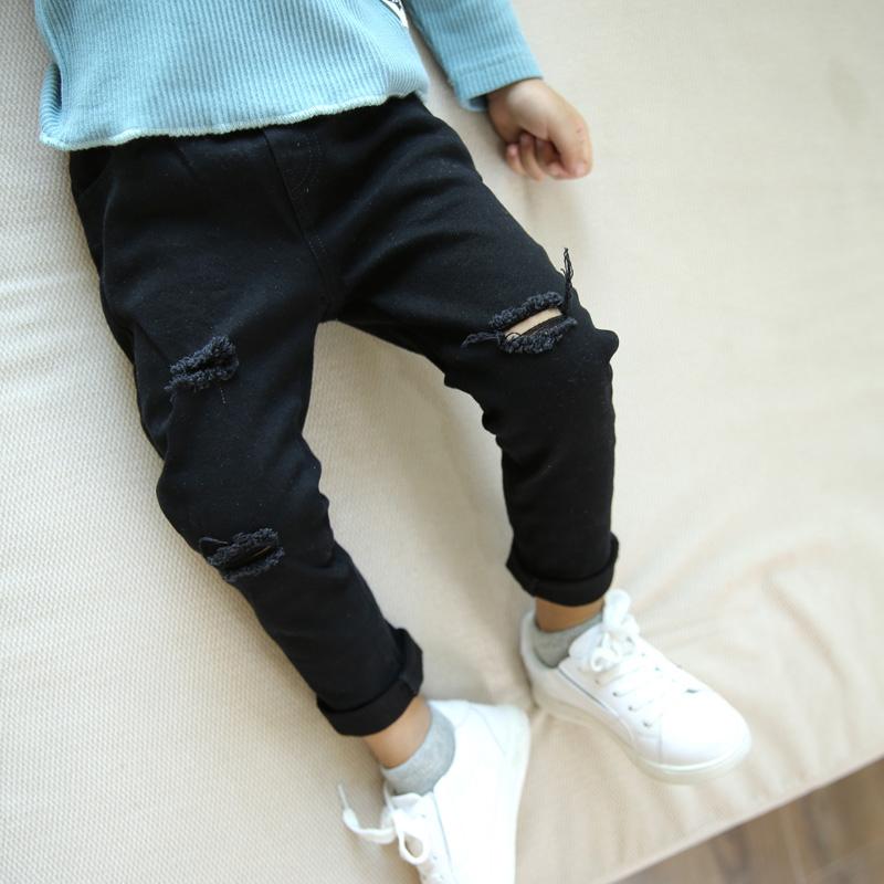 男童兒童 寶寶小腳褲