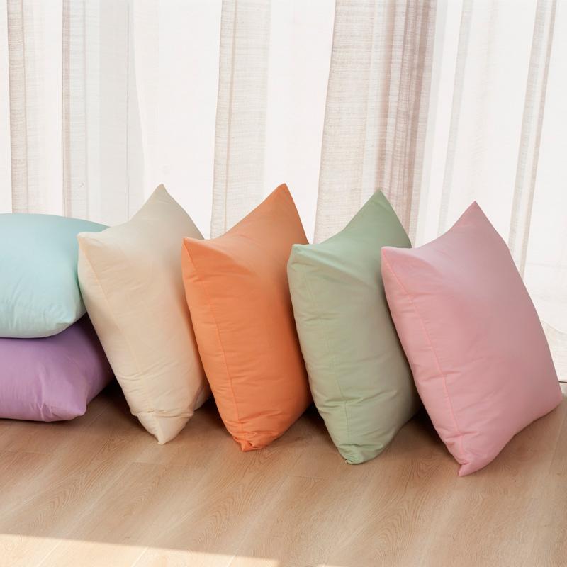 Шелкопряд ткать место все хлопок твердый подушки рукав квадратные подушки крышка подушка ядро крышка подушка