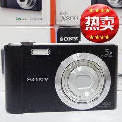 Sony/索尼 DSC-W800 数码相机 5倍光学变焦 2010W像素 大陆行货