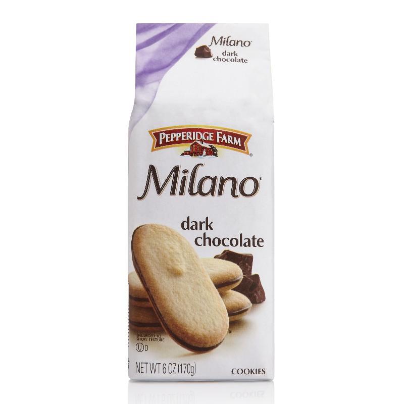 ~天貓超市~美國 非凡農莊米蘭風味曲奇餅170g 餅幹零食