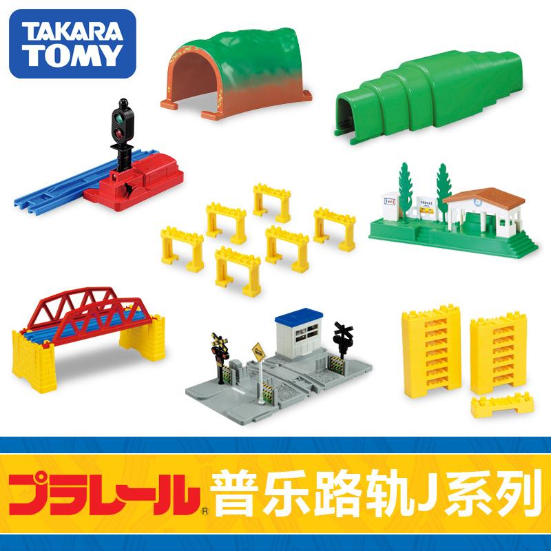 TAKARA TOMY/ больше прекрасный генерал музыка классная штука электрический поезд трек монтаж J серия сцена заклинание взять трек церемония