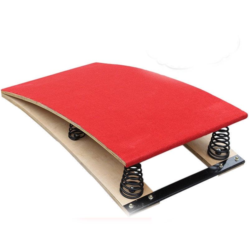 Взлет S-типа панель гимнастика эластичные Помощь прыгать панель Весна панель Легкая атлетика Спортивная экипировка Спортивная экипировка Перемычка S-типа панель