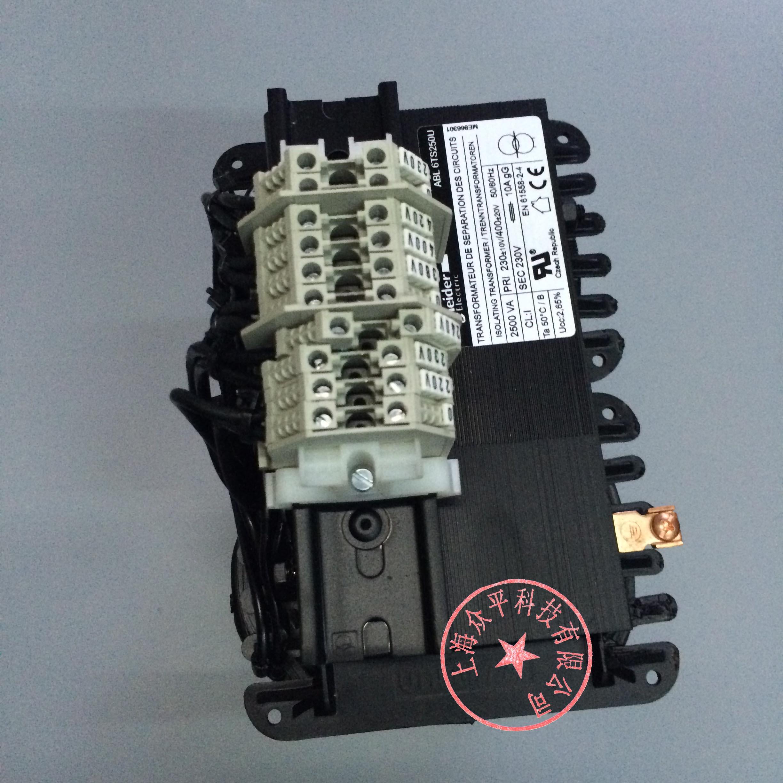 施耐德 变压器ABL6TS40U 输入230-400/输出230V 400VA  工博士