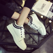 2015 summer han edition shoes low flat for recreational canvas shoes breathable joker students shoes sneakers shoes
