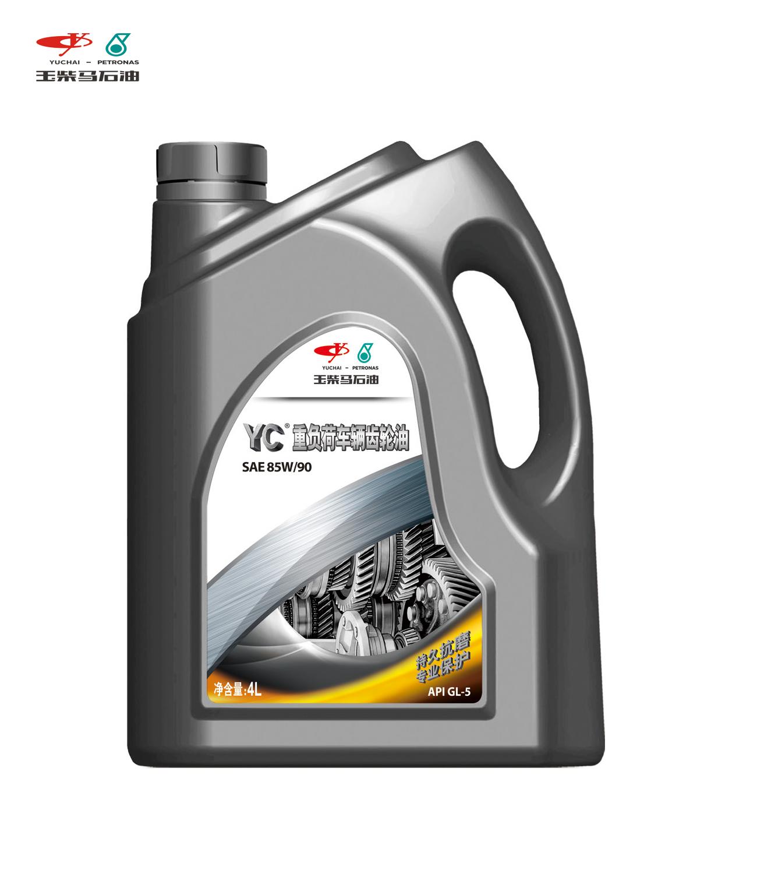 Нефрит дрова передача масло YC вес отрицательный лотос автомобиль транспорт передача масло GL-5 85W-90 4L передача масло