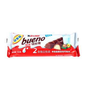 费列罗健达缤纷乐牛奶威化巧克力43g