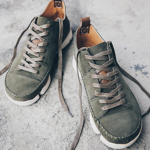 The new spring 2017 men's shoes trend of three Korean men's casual shoes sneakers shoes wild England