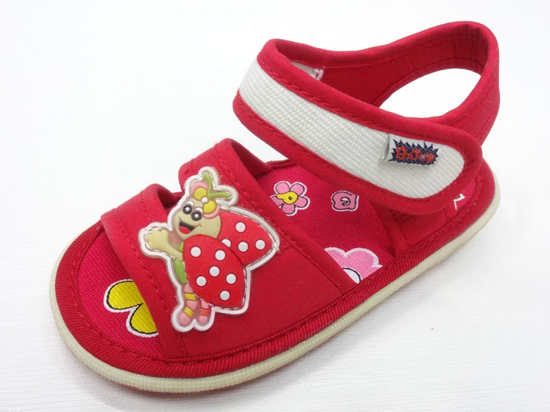 Bator called shoes, walking shoes, special price childrens shoes, 16.18 yards Cloth Sandals left