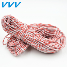 Circular elastic cord, elastic rope, children rope skipping, rubber band, trousers, old clothes, round garment accessories, and fine tightness.