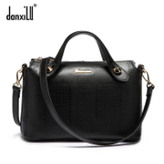 Danxilu/danxilu spring/summer 2016 new women's bags cow leather ladies bags shoulder diagonal baodan
