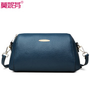 30362 leather women bag 2015 new summer ladies bag shoulder Crossbody small baodan woman leather pillow