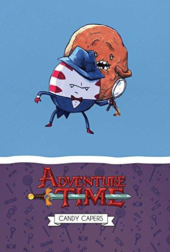 【预售】Adventure Time Candy Capers Mathematical Edition