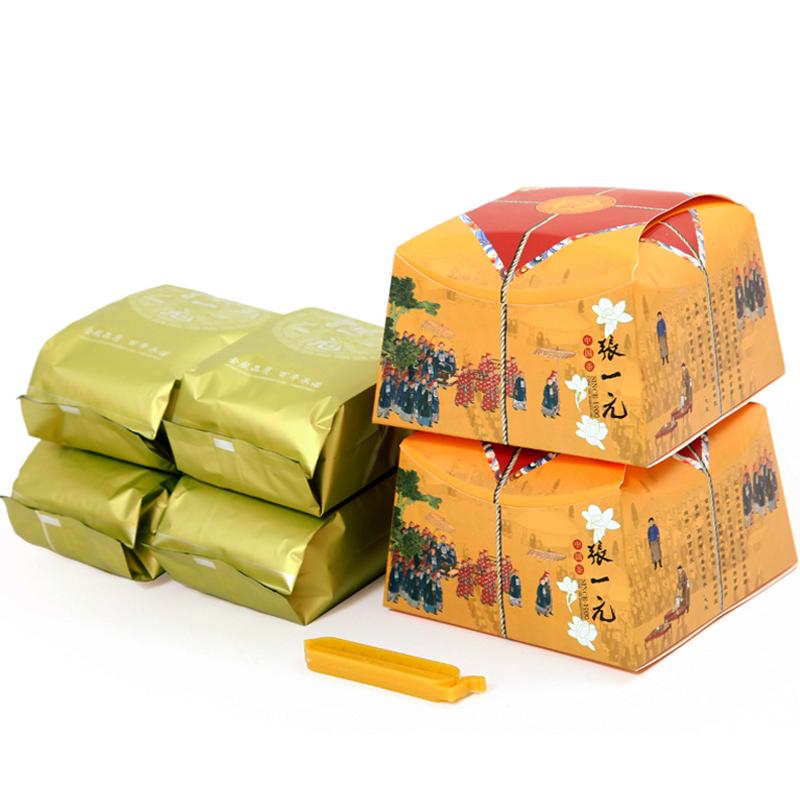 張一元茉莉花茶 傳統茶禮 花茶茶葉 裝 400g