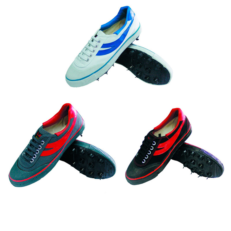 石林正品足球鞋碎釘男子兒童足球鞋男女碎釘足球鞋訓練球鞋男鞋