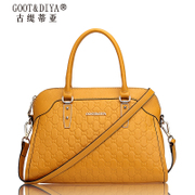 First layer leather handbags leather 2015 new tides in autumn and winter fashion ladies bag brand shoulder slung bags