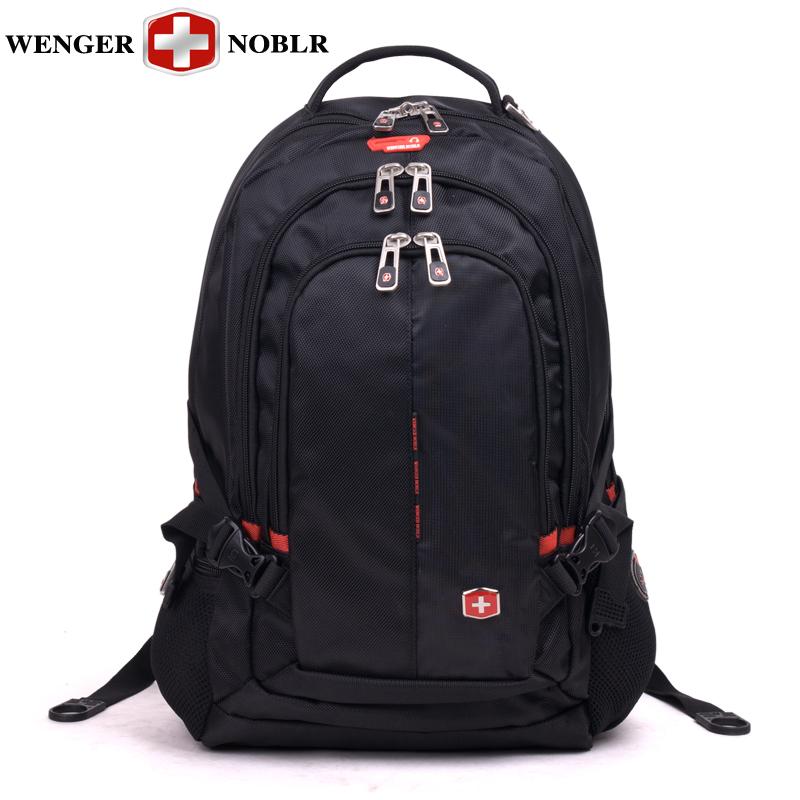 Swiss Army Knife Wenger Lr Backpack Men S Business Computer Bag Schoolbag Female
