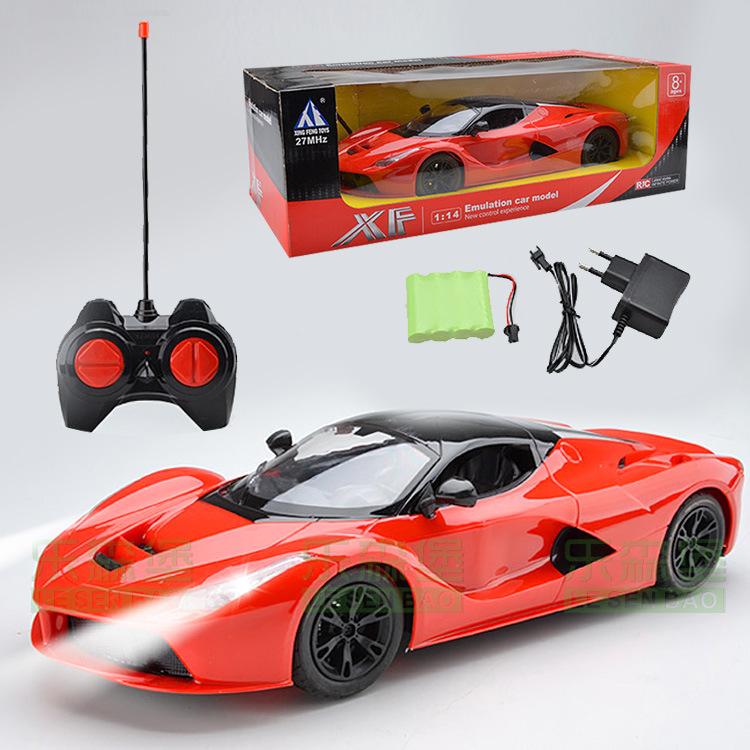 Абсолютно новая усовершенствованная версия пульт машина прочность 1:14 негабаритный зарядки камень пульт машина модель ребенок игрушка свет