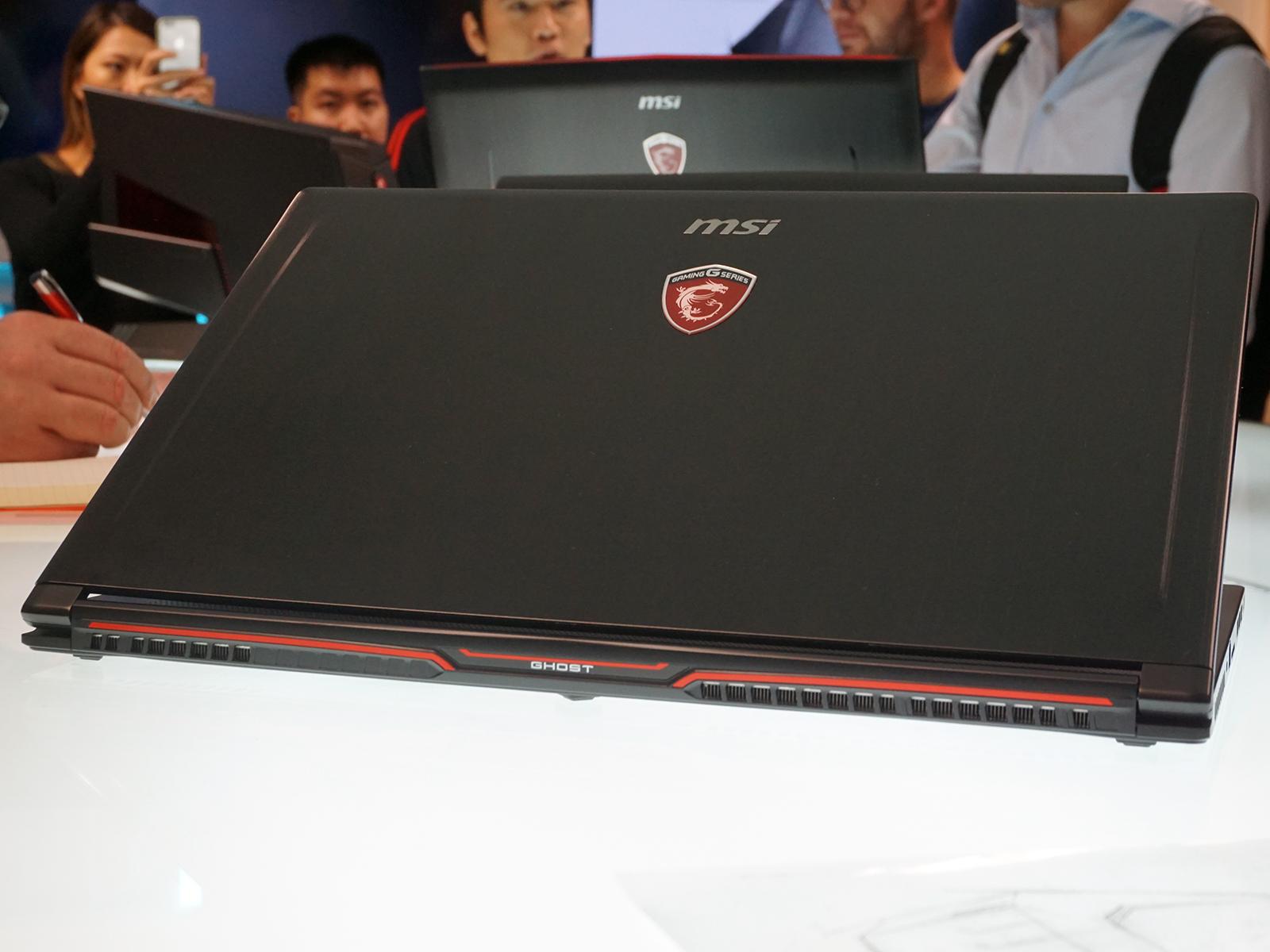 MSI/微星 GS63VR 6RF-016CN六代I7+1060独显游戏笔记本电脑雷电3