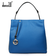 Danxilu autumn 2015 new vintage leather shoulder bag handbag bag ladies handbag bag