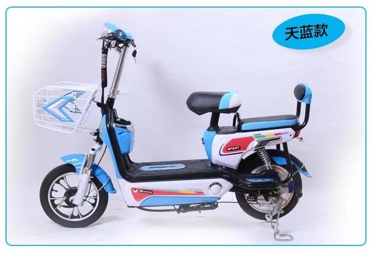 Vélo électrique 48V 14 pouces - Ref 2386320 Image 1