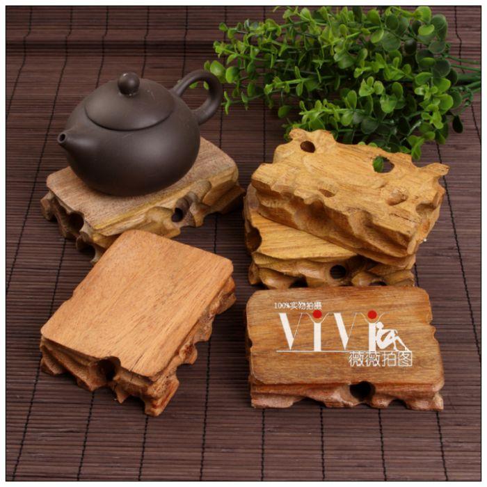 中国风复古实木木墩 珠宝饰品拍摄道具木板 淘宝摄影道具 39包邮