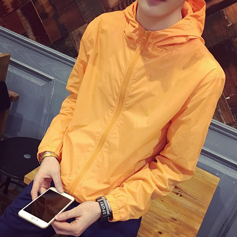 男士青年 學生潮流夾克