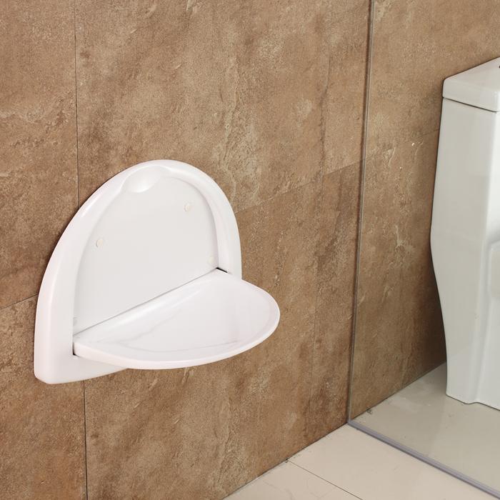 【 строить жизнь 】ABS душ стул душ дом стена стул ванная комната складной стул менять обувь стул ванная комната стул стена стул