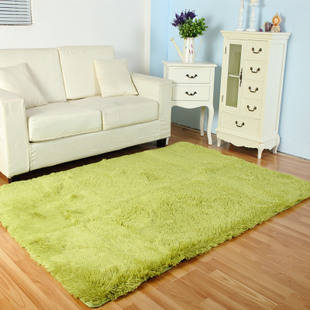 Cheap thickening washable Silky Carpet Carpet bedside living room bedroom tea shop for a few lovely bay window mat mats