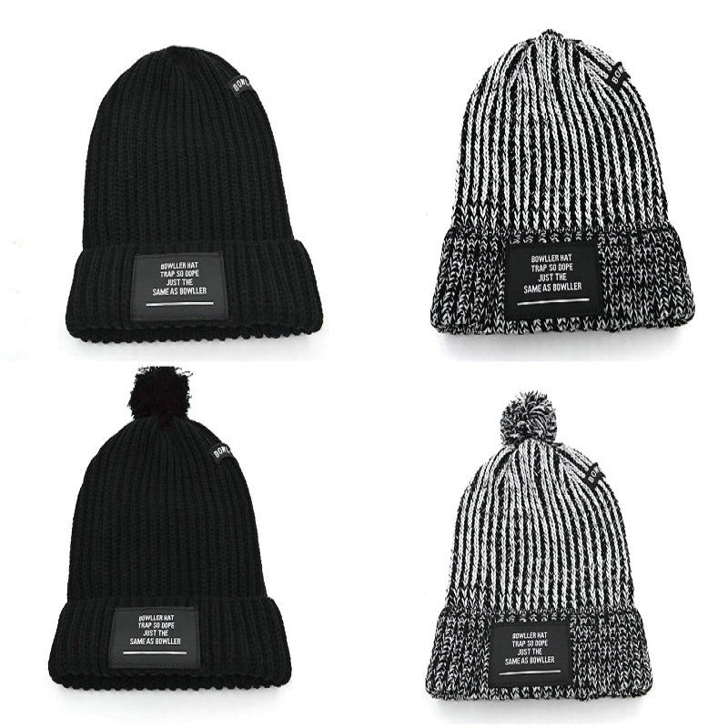 25dd85a263701 BOWLLER HAT TRAP SO DOPE heavy black wool hat winter hat beanies hats for  men and women - BuyToMe.com - Buy China shop at Wholesale Price By Online  English ...