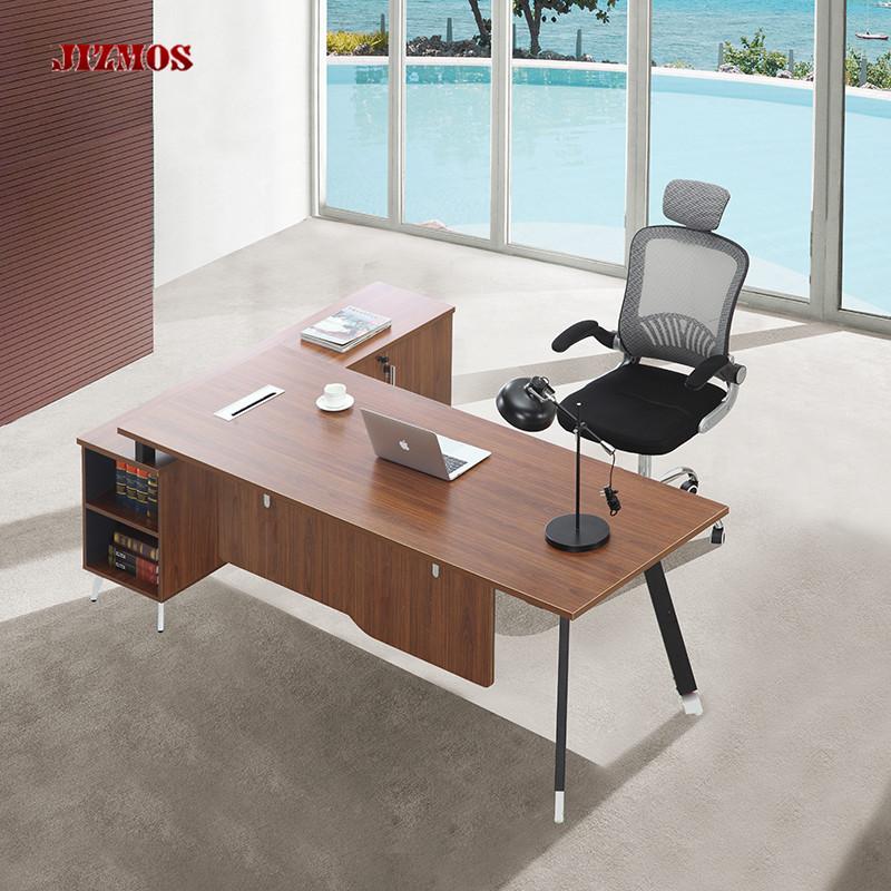 JIZMOS辦公 老板桌辦公桌經理桌主管桌大班台 簡約 包郵