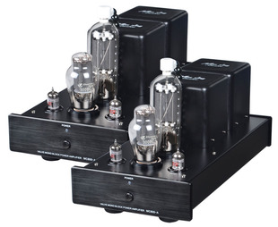 Maxims ming of MC805 A tube amp mono power amplifier stage 300B Pure Class A tube amp pushing 805