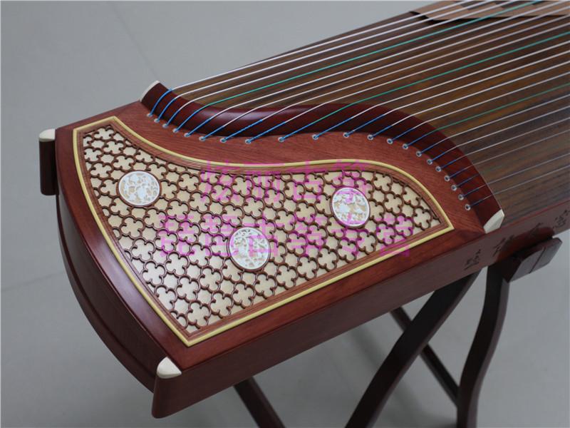 正品694KK古筝 专业演奏初学入门考级古筝 红木古筝(全套打包)