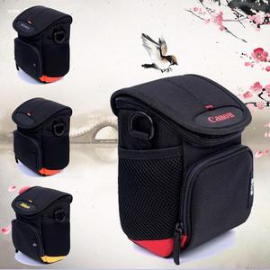 适用佳能EOSm2 m3微单相机包索尼收纳包尼康微单包单肩长焦数码