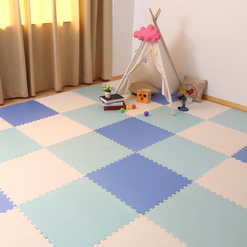 加厚拼接儿童爬行垫婴儿爬爬垫宝宝泡沫游戏地垫室内居家地板垫60