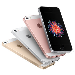 Apple/苹果 iPhone SE 4G手机 电信合约机送天翼视讯流量